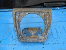 61 62 63 64 65 66 67 Chevy Impala rear seat speaker grill housing original GM
