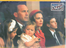 THIRTHEEN DAYS LOBBY CARD (Germany) FOTOCROMO 2000 KEVIN KOSTNER