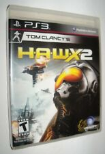Retired new Playstation PS 3 Tom Clancy HAWX 2 Air Combat warfare Video Game ps3