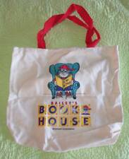 Vintage EDMARK Bailey's Book House Tote BAG Software Computer Canvas Collectible