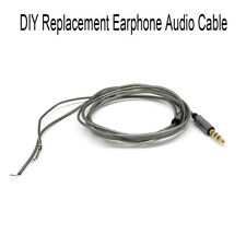 HIFI Earphone Cable for DIY Replacement 1.2m Headphone Repair Headset Wire