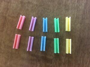 Tektronix MARKER BAND SET (5 Colors, 5 pairs) 016131500 for probe identification
