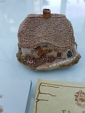 Lilliput Lane Clover Cottage Boxed with Deeds