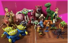 New listing Disney Toy Story Deluxe Figurine Set Collectors Set Large And Small