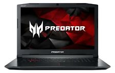 "ACER Predator Helios 300 Gaming Laptop Intel i7-7700HQ GTX1060 17"" 256GB + 1TB"