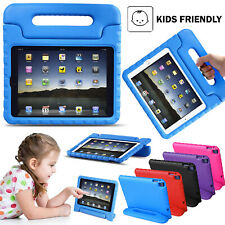 Kids Shockproof EVA Foam Stand Cover Case For Apple iPad Mini 2 3 4 5 Air 3 10.2