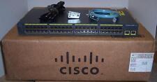 Cisco Catalyst Ws-C2960-48Tt-L Switch 2960 33xAvailable