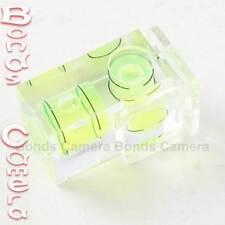 Double 2 Axis Bubble Hot Shoe Spirit Level Camera D-SLR for Canon Nikon Olympus