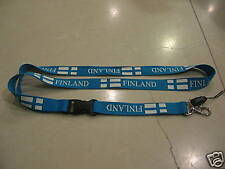 Finland Lanyard / Finland Flag