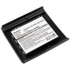 Akku Accu Li-Ion fat mit Rückdeckel schwarz für HTC HD2