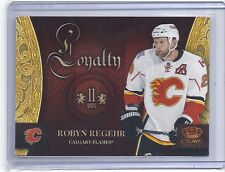 2010-11 CROWN ROYALE ROBYN REGEHR PANINI LOYALTY SP /250 FLAMES