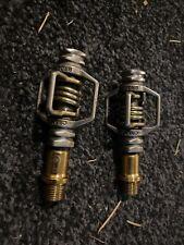 Crank Brothers Eggbeater 11 4ti pedals titanium