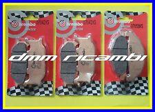 Kit Pastiglie Freno BREMBO XS YAMAHA T-MAX 500 04 anteriori posteriori TMAX 2004