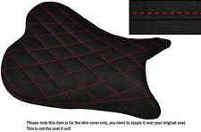 DESIGN 2 GRIP RED DIAMOND CUSTOM FITS SUZUKI GSXR 06-07 600 750 FRNT SEAT COVER