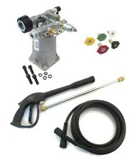 PRESSURE WASHER WATER PUMP & SPRAY KIT for Ridgid Blackmax Generac Husky Honda