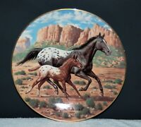 THE APPALOOSA W.S.George Purebred Horses of the Americas Limited Edition Collect