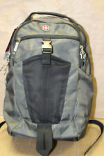 """SwissGear SwissGear Planemo 16"""" Laptop Backpack Travel School Bag Olive-Camo"""