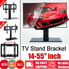 """Universal Table Top TV LCD LED Screen Stand Base Bracket For Sony Philip 14""""-55"""""""