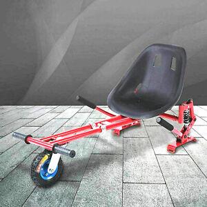 Official Monster Hoverkart Go Kart Balancing for Hoverboard Suspension Cart