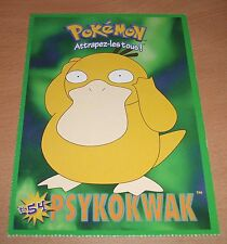 CP CARTE POSTALE POKEMON #54 PSYKOKWAK PSYDUCK CARD NEUVE - NEW