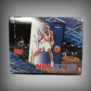 🏀 VINTAGE 1996-97 FLEER/SKYBOX SERIES 1 NBA HOOPS AUTOGRAPHIC HOBBY BOX