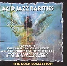 New: Various Artists: Acid Jazz Rarities  Audio CD