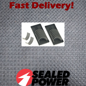 SealedPower +010 Conrod bearing set fits Ford 351 C Bronco F100 F250 F350 Fairla