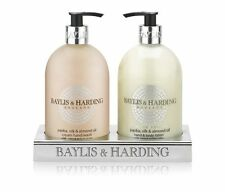 Baylis and Harding Jojoba, Silk & Almond Oil Hand Wash and Hand Lotion 500ml