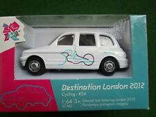 Corgi TY66133 1/64 LONDON TAXI 2012 Olympic Series x 6