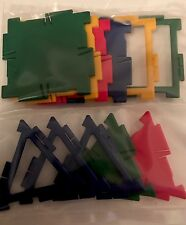 POLYDRON Starter 11 piece set. The educational Maths Geometry Construction Toy