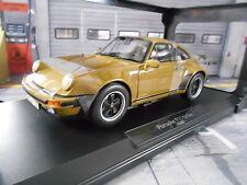 Porsche 911 930 turbo 3.3 litros Coupe olive green verde 187575 norev nuevo 1:18