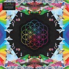 COLDPLAY – A HEAD FULL OF DREAMS 2X VINYL LP (NEW/SEALED)