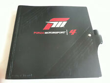 Forza Motorsport 4 - Rare Press Edition - Xbox 360 Never played.