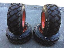 4-12-16.5 Ultra Guard MX Skid Steer Tires/Wheels/Rims for Bobcat 14 PLY-USA