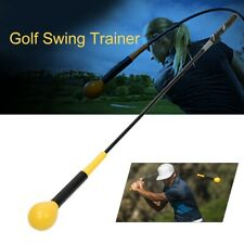 Golf Training Aid Swing Trainer Practice Tool Strength Tempo Exercise Equipment
