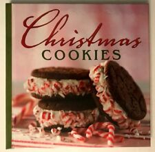 Cookbook 232, Christmas Cookies Wafers Shortbread Date Slice Oatmeal Chip Easy