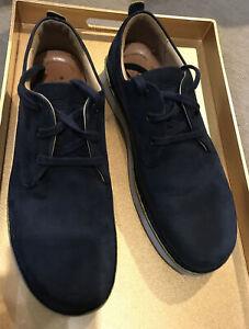 HUBBARD FREE Navy Men's Shoe Size 10.5 $195