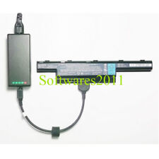 External Laptop Battery Charger For Clevo W650BAT-6 6-87-W650-4E HASEE K590C-I3