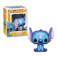 Lilo & Stitch - Stitch Seated Diamond Glitter Exclusive Pop! Vinyl Figure #159