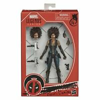 IN STOCK!  X-Men Marvel Legends (MOVIE) Domino 6-Inch Action Figure BY HASBRO
