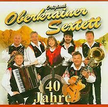 40 Jahre von Oberkrainer Sextett,Original | CD | Zustand sehr gut