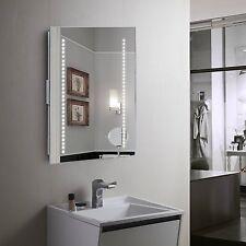 LUCE LED specchio Bagno Sensore Di Movimento Vetro Galactic 500x700x35 BM2