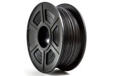 1 Kg By Kronrex carbon Fiber 1.75 Mm black Petg 3d Printer Filament