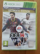 XBox 360 FIFA 14 Ultimate Edition game with original booklet