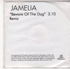 (EQ372) Jamelia, Beware Of The Dog - DJ CD
