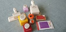 Job Lot Crafts Dies Stamps Punches