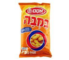 X5 Bamba Osem Peanut Snack Original Taste Kosher Israel 80 gram for pack Israeli