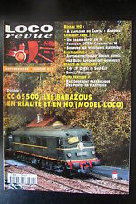 MODELISME FERROVIAIRE TRAIN MAGAZINE LOCO REVUE N° 617 de 1998