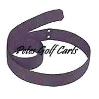 "Club Car Golf Cart Bag Rack Strap DS Models Black 1010413 1976 and Up 74"""