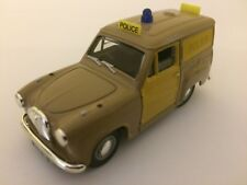 1960's Austin A35 model police car - PHR 9B - rare collectors' classic - Wilts